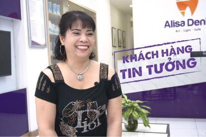 Tư vấn cấy ghép implant - Case KH Trịnh Thu Hiền cấy 3 implant Osstem